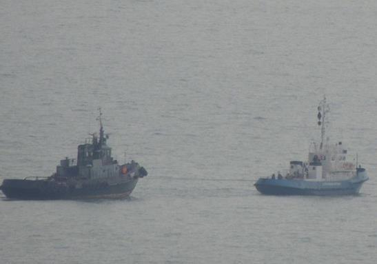 Загороднюк прокоментував повернення захоплених Росією українських кораблів