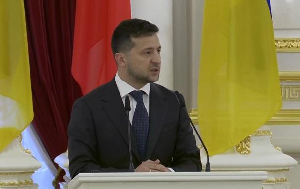 Зеленський розповів, чому на зустріч з прем єром Чехії прийшов неголеним