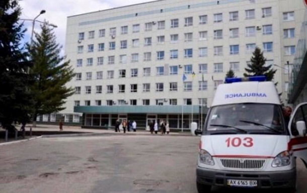 Активісти в Харкові вдарили медика по обличчю