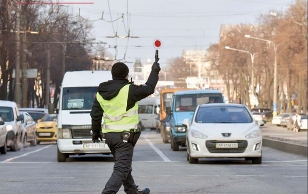 Названо число водителей, которые превышают скорость в Киеве
