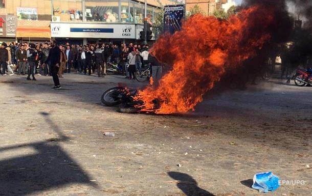 В Ірані загинули понад 100 протестувальників - Amnesty