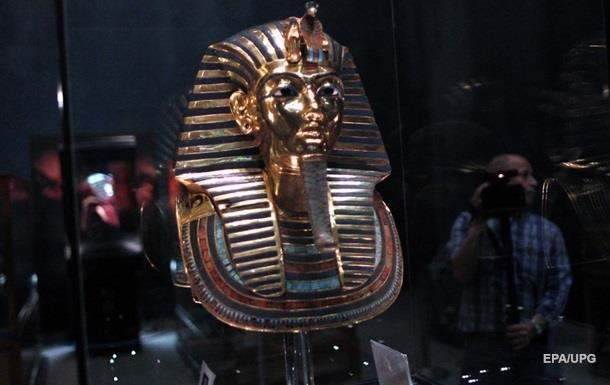Названа можлива причина загибелі Тутанхамона