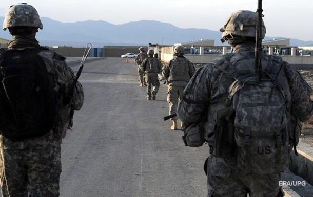 Двоє військових США стали жертвами аварії вертольота в Афганістані
