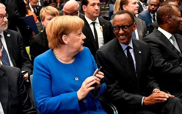Меркель обіцяє країнам Африки більше інвестицій у разі більшої прозорості