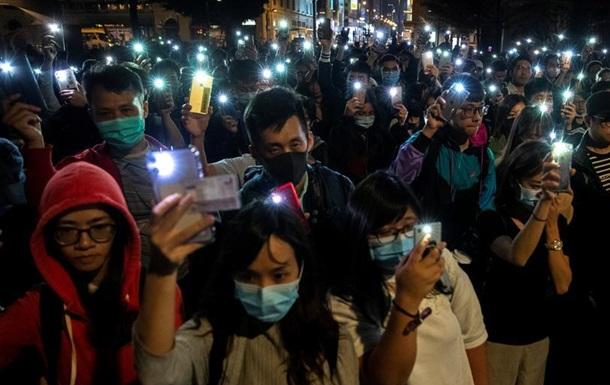 Сенат США ухвалив законопроект щодо прав людини в Гонконгу