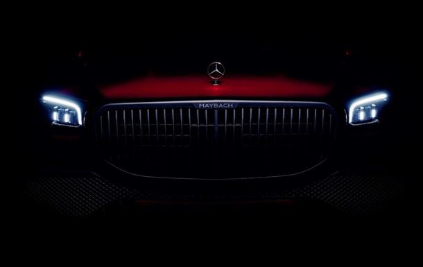 Mercedes впервые показала внедорожник Maybach GLS