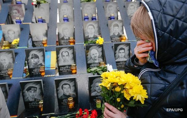Річниця Євромайдану: оприлюднили програму заходів