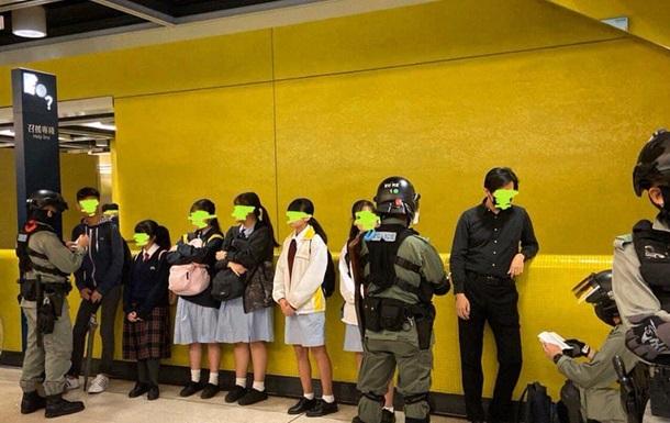Ранок скандалів у Гонконзі