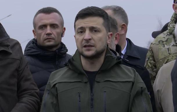 Зеленский заговорил о проведении местных выборов после деоккупации Донбасса
