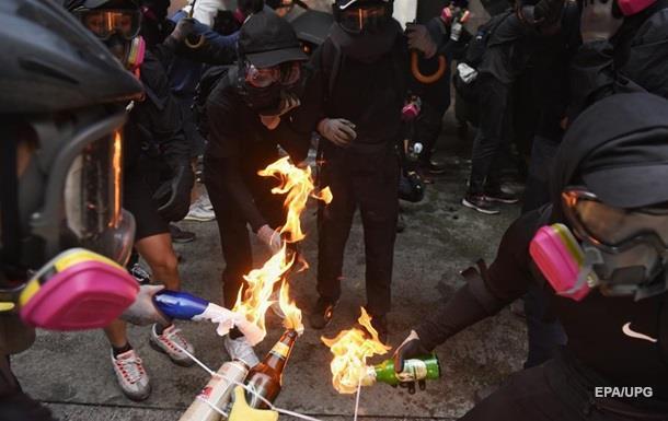 Майдан в Гонконге. Противостояние ужесточается