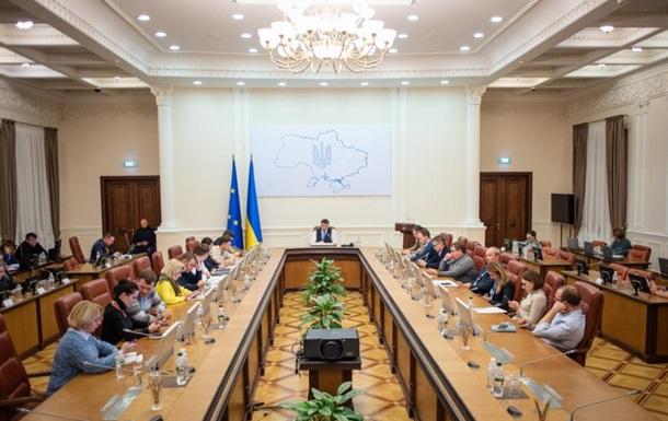 Кабмин утвердил глав Госгеокадастра и Укртрансбезопасности