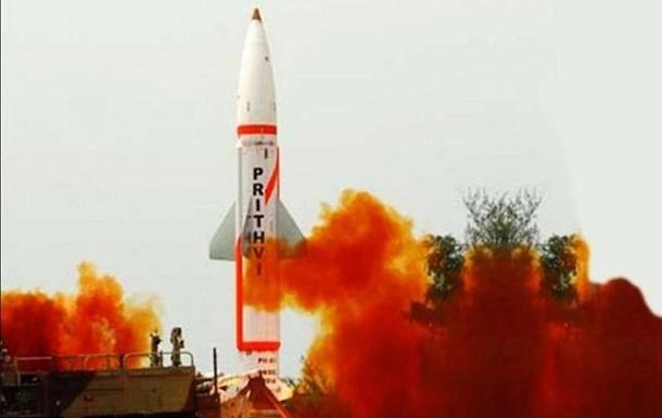 Індія випробувала дві балістичні ракети
