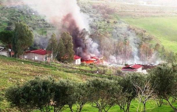 В Италии взорвалась фабрика фейерверков: четыре жертвы