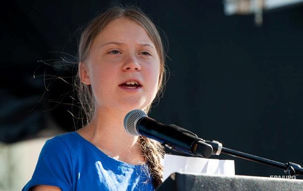 Грета Тунберг получила детскую премию мира