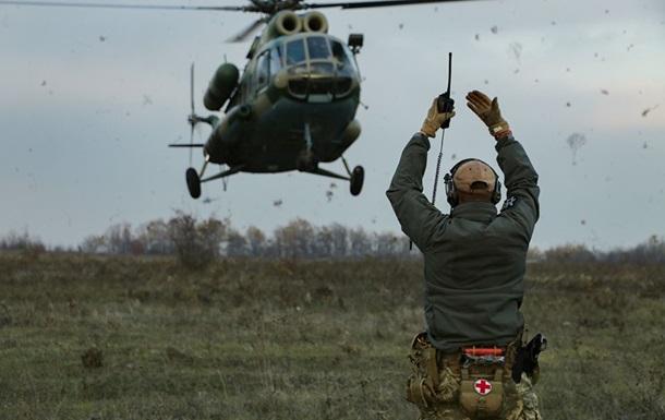 В зоне ООС ранены семеро украинских военных