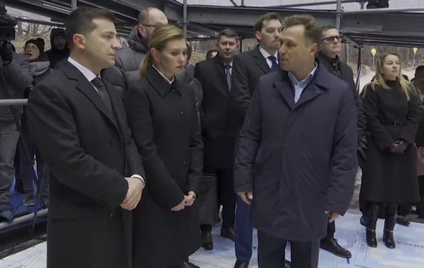 Зеленський вшанував загиблих під час Євромайдану