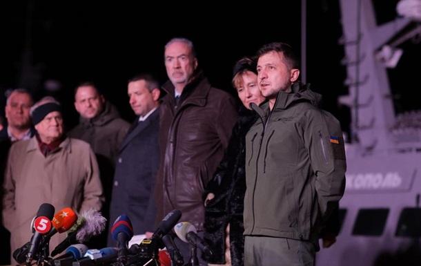 Зеленский рассказал, каким было предложение Назарбаева