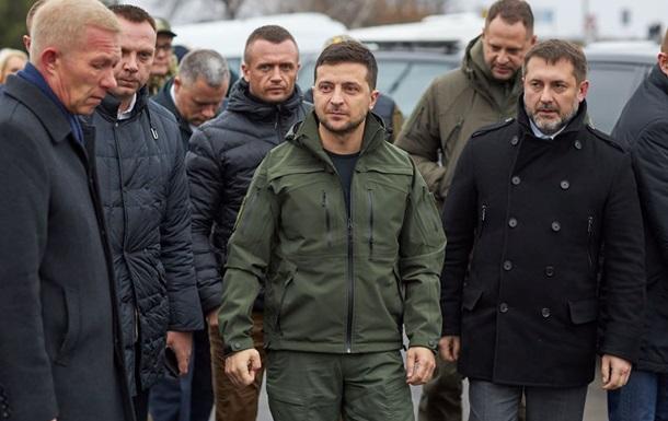 Зеленский устроил разгон мэру Очакова из-за дорог
