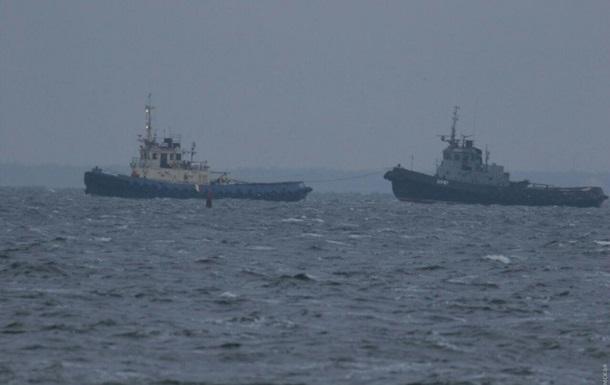 Кораблі передані в нормальному стані - ФСБ
