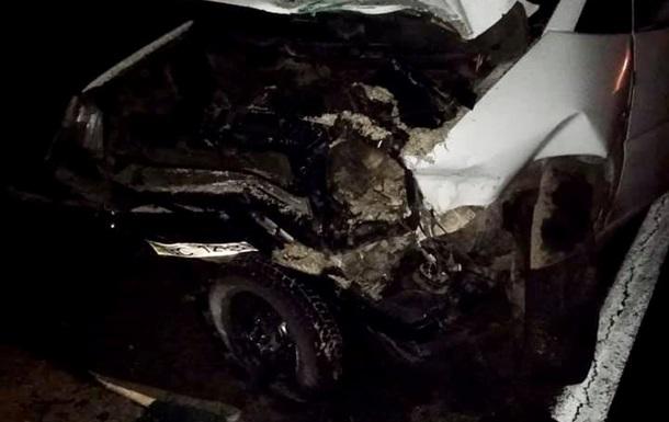 На Львовщине авто насмерть сбило свидетеля во время оформления ДТП