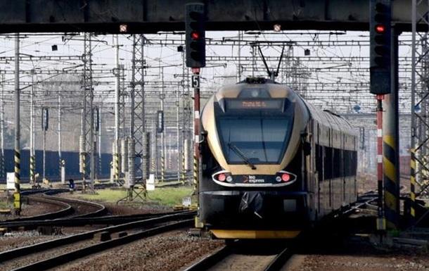 Перевозчик из Чехии запустит поезда до украинской границы