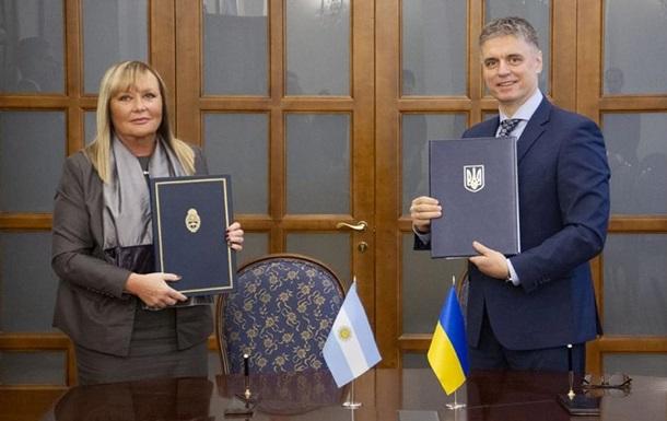 Україна та Аргентина домовилися про збільшення терміну безвізу