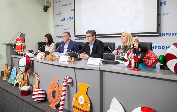 Новий рік-2020: головну ялинку України засвітять 19 грудня