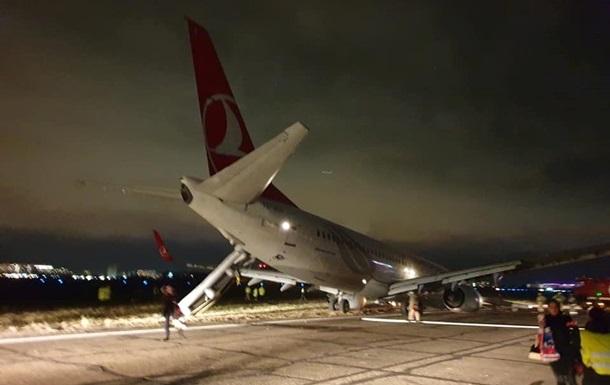 Названа причина НП з літаком в аеропорту Одеси