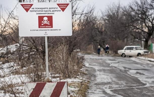 Україна - серед лідерів у світі за кількістю жертв мін