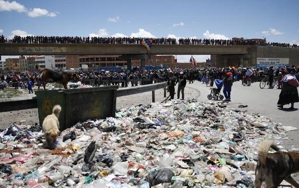 США закликали сторони протистояння у Болівії утриматися від насильства