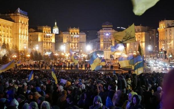 Шесть лет с начала Майдана: для осознания поступка этого мало