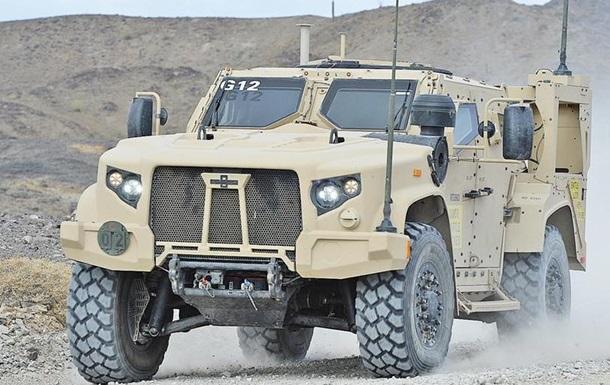 Литва замовила в США 200 бойових броньованих автомобілів