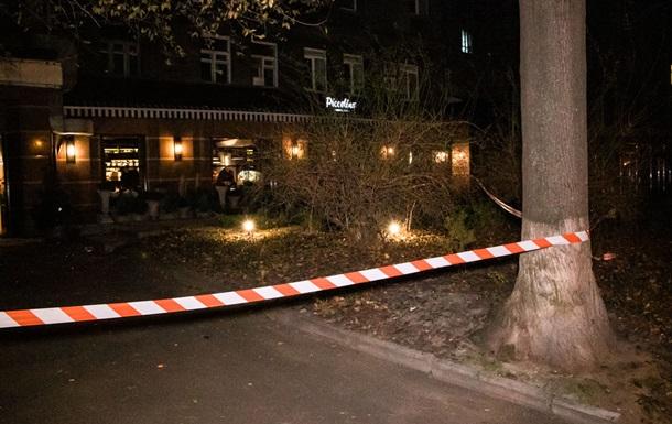 В центре Киева прогремел мощный взрыв