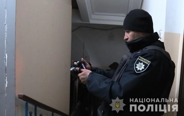 В полиции сообщили подробности взрыва в Киеве