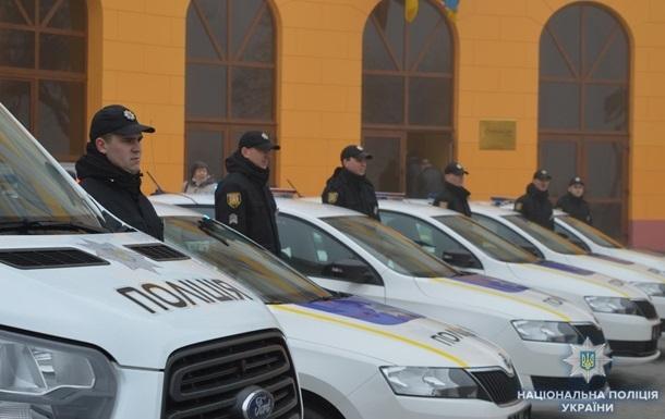 Полиция закупает авто почти на полмиллиарда гривен