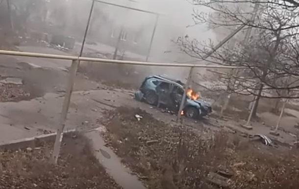 Под Донецком подорвали  табачного  бизнесмена