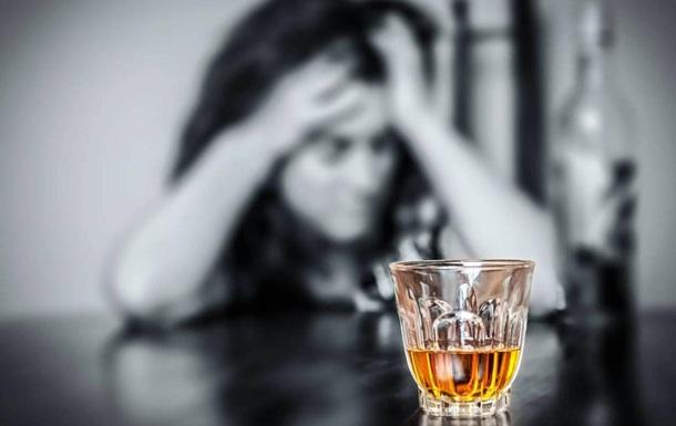 Вчені виявили ділянку в мозку,  відповідальну  за пристрасть до спиртного