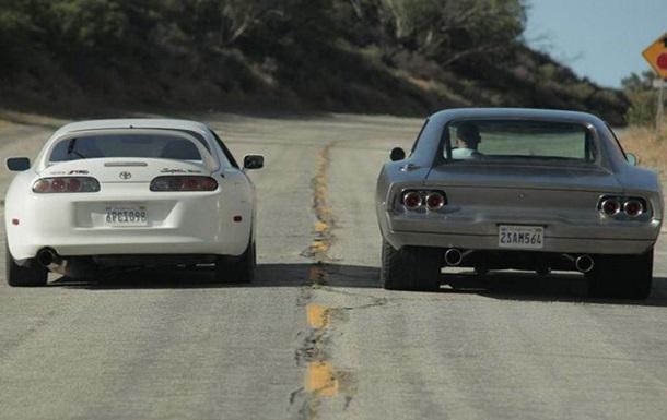 Dodge Charger з фільму Форсаж виставлять на аукціон