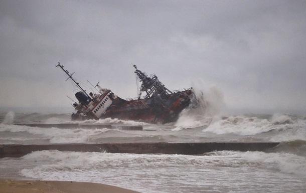 Крах танкера в Одесі. Всі подробиці