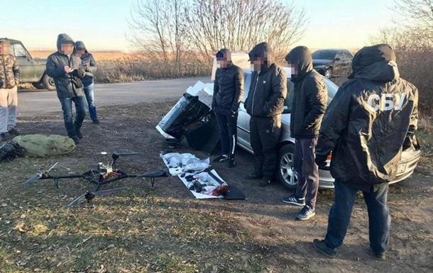 Двое жителей Кривого Рога дроном отправляли канабис в Россию – СБУ