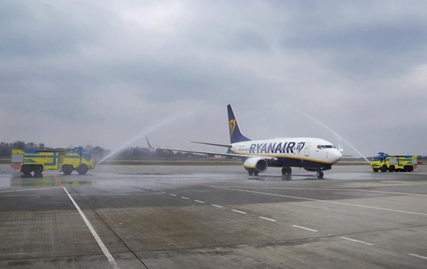 Львовский аэропорт побил рекорд по пассажирам