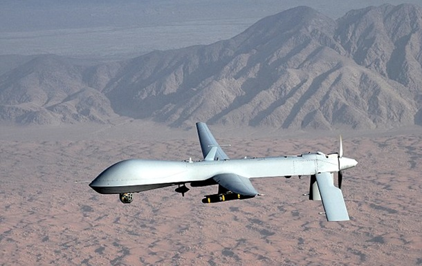 США втратили в Лівії безпілотник