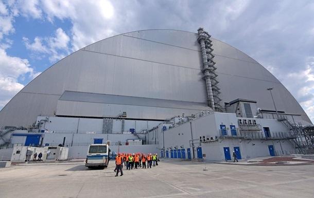 Американские эксперты посетили Чернобыль