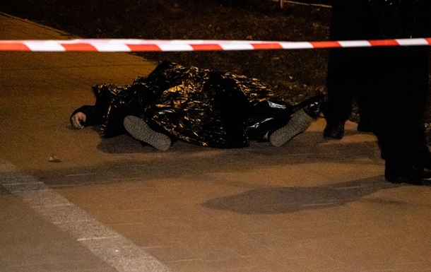 В Киеве на улице убили мужчину ударом в голову