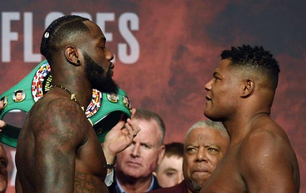 Уайлдер - Ортис: стали известны гонорары боксеров