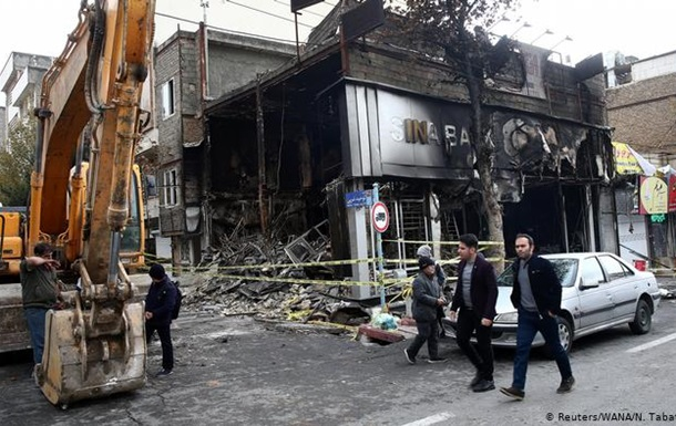 Протести в Ірані забрали життя щонайменше 115 осіб - правозахисники