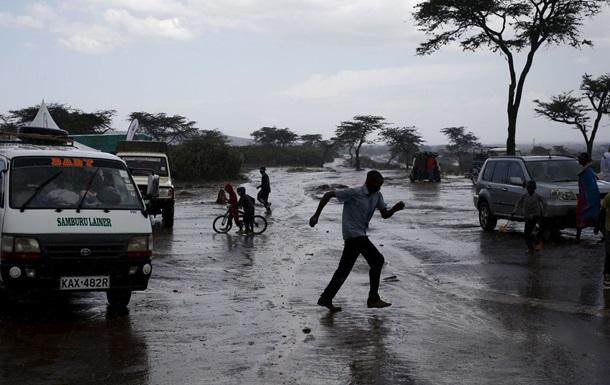 У Кенії стався зсув, десятки загиблих