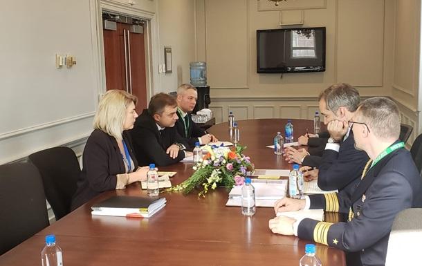 Загороднюк обсудил в Германии нормандскую встречу