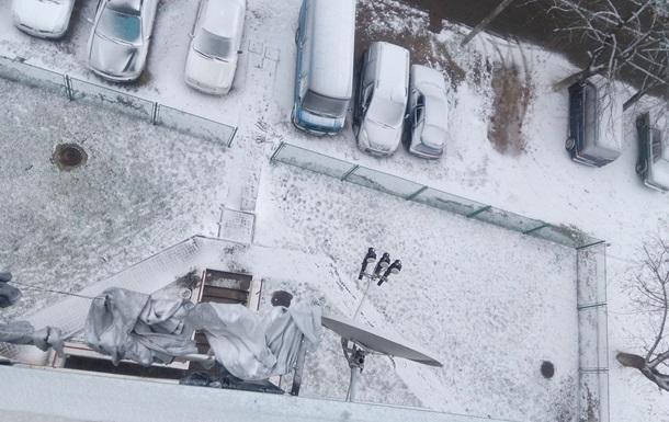 У Львові випав перший сніг