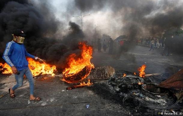 В Іраку знову протести: загинуло щонайменше семеро людей